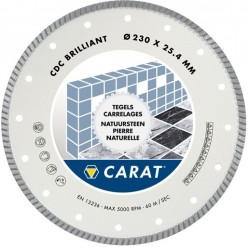 Diamantový kotúč Carat CDC Brilliant 180/25,4 (ref:CDC1804000)